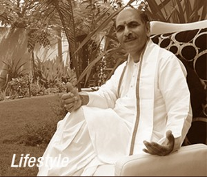 Sudhanshu Ji Maharaj   Vishwa Jagriti Mission   Lifestyle