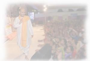 Sudhanshu Ji Maharaj   Vishwa Jagriti Mission   In public