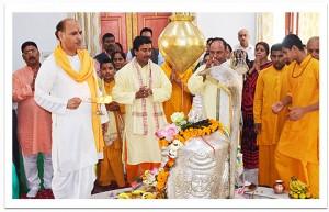 Sudhanshu Ji Maharaj | Vishwa Jagriti Mission | Pooja | Puja