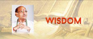 Sudhanshu Ji Maharaj   Vishwa Jagriti Mission   Wisdom