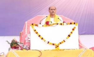 Surrendering to God is a solution to get rid of all the sorrows   Sudhanshuji Maharaj