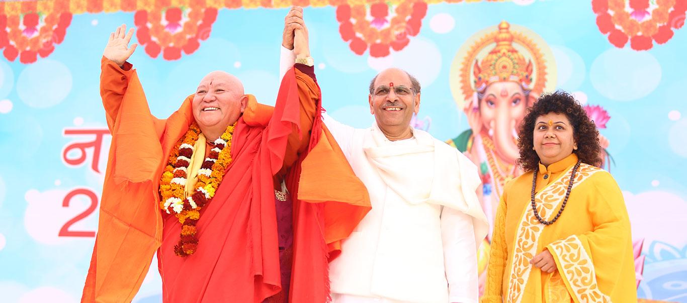 Nav Varsh Mahotsav 2018 Sudhanshu Ji Maharaj | Dr. Archika Didi