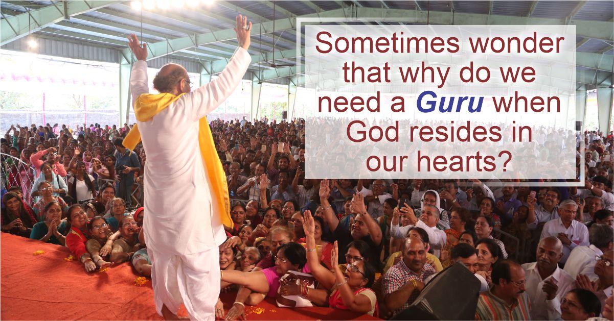 The importance of Guru by Guru Sudhanshu ji Maharaj